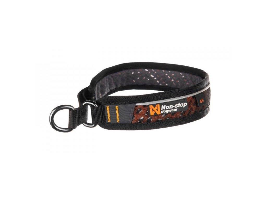 NON-STOP Dogwear Obojek Rock Black (Velikost 65)
