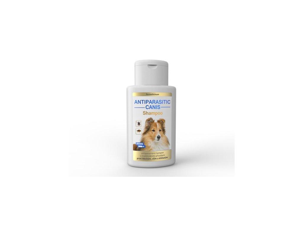 Bioveta Šampon Antiparasitic Cannishampoo 200ml