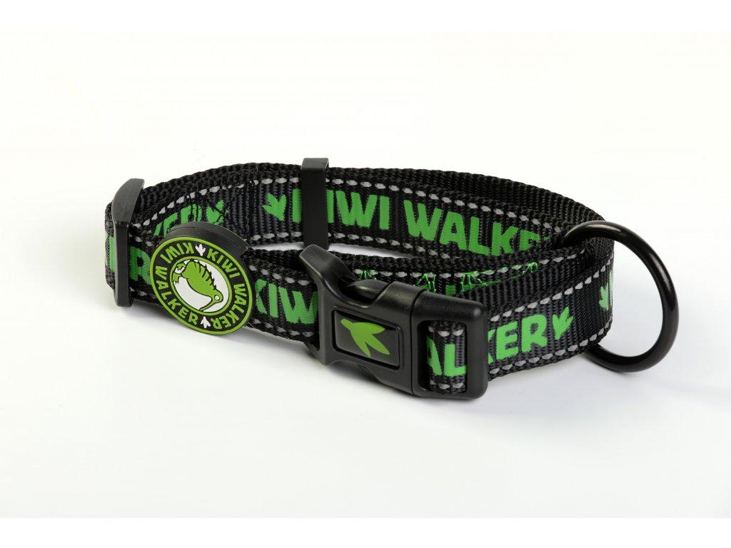 00170 DOG COLLAR green WO