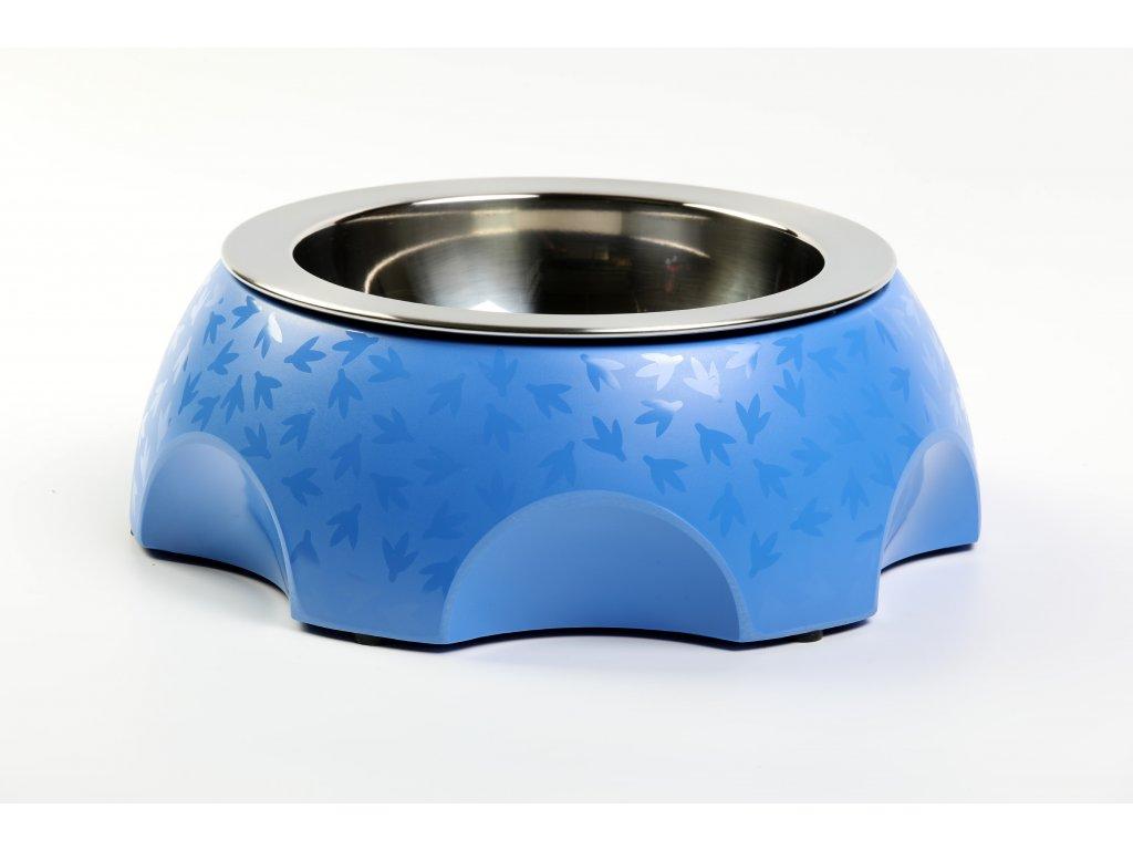 00141 Cheese Bowl blue WO