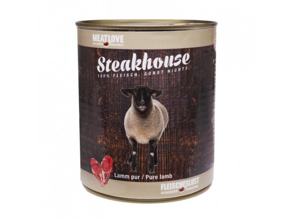 konzerva pure lamb 800g