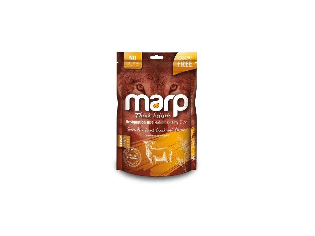 Marp Holistic - Jehněčí pamlsky s petrželí bez obilovin 150g