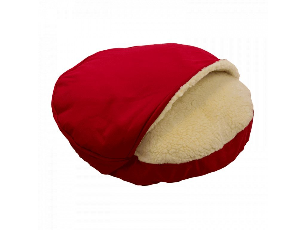 Cozy Cave Red Small
