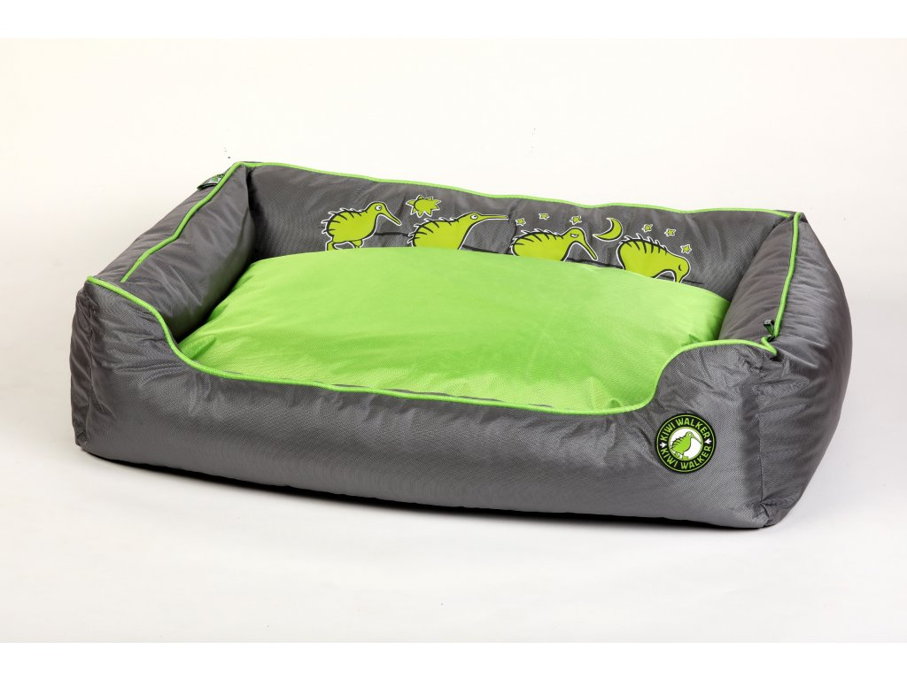 00063 RUNNING Border BED GreenGrey WO
