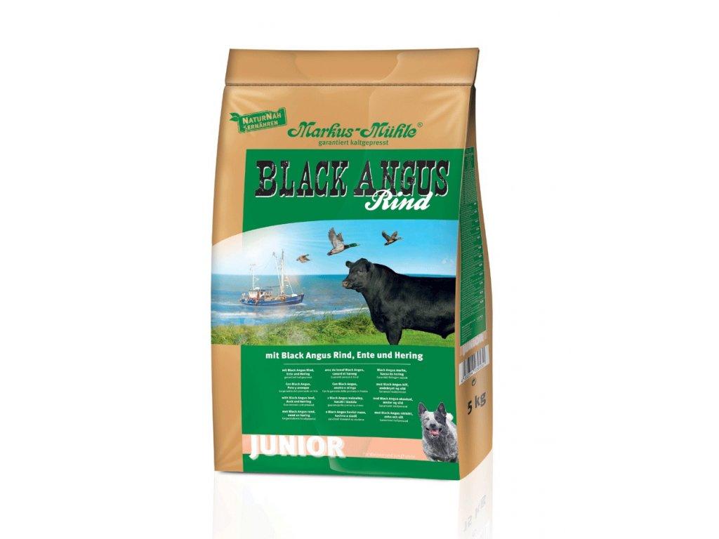 granule black angus junior 5kg