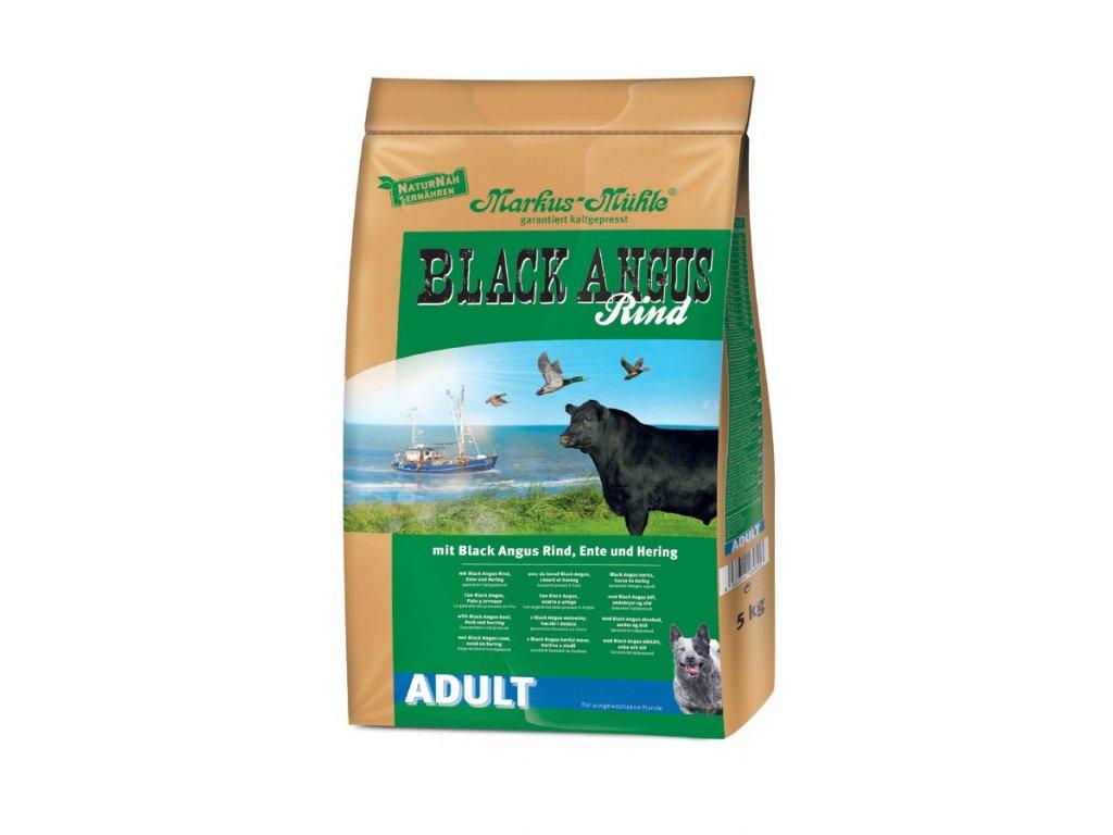 granule black angus adult 5kg