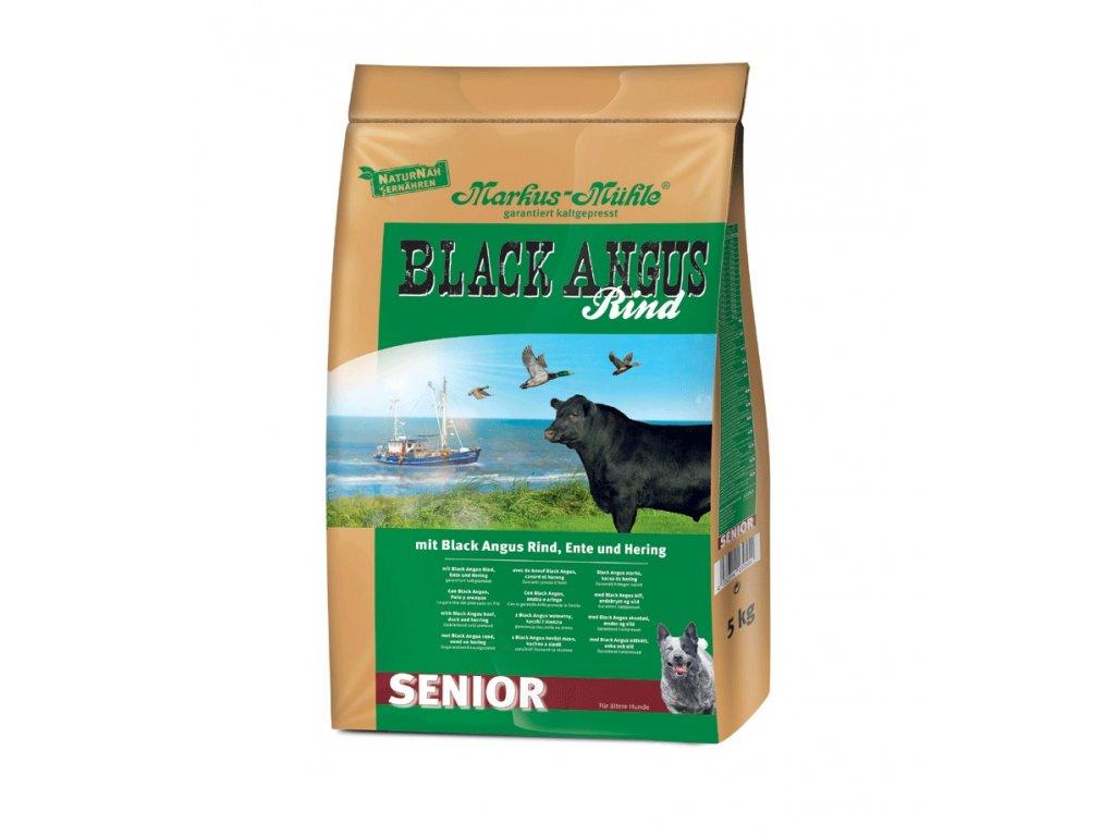 granule black angus senior 5kg