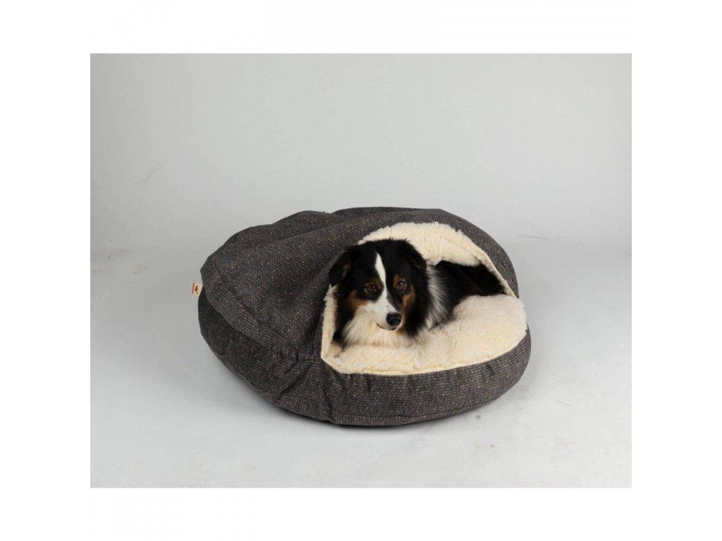 Cozy Cave X-Large Merlin Pewter Show Dog Kolekce