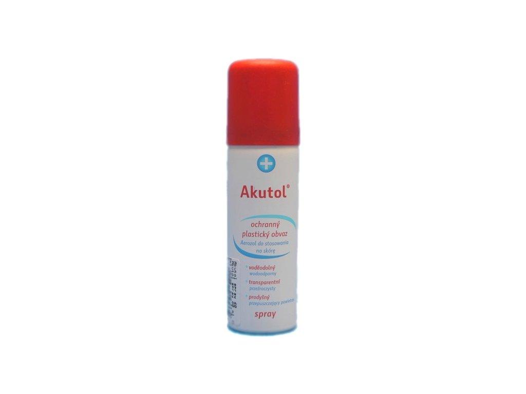 Akutol spray 60ml plastic.obvaz