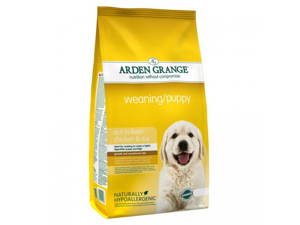 Arden Grange Puppy Weaning