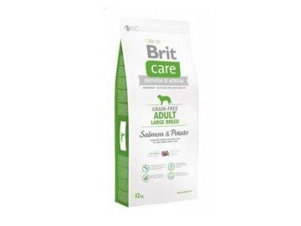Brit Care Dog Adult LB Salmon&Potato GF