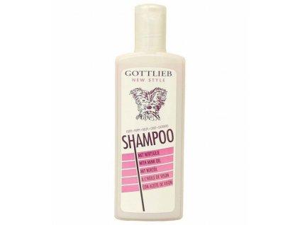 Gottlieb Puppy šampon pro štěňata s makadamovým olejem 300ml
