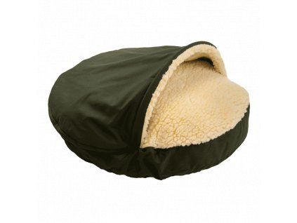 Cozy Cave Small Olive