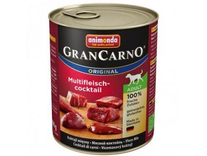 Animonda Grancarno Adult Multi masový koktejl 800 g
