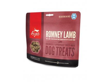 NS treats dog lamb fr lg