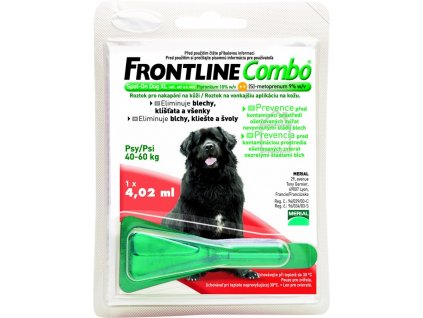 Frontline Combo Spot-on Dog XL 4,02 ml