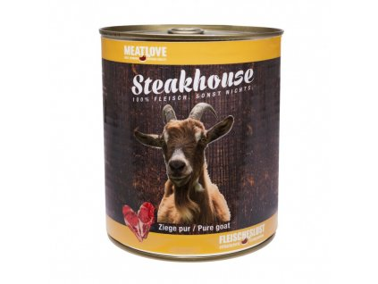 konzerva pure goat 800g