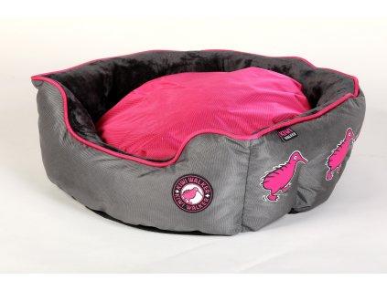 00110 RUNNING Base BED PinkGrey WO