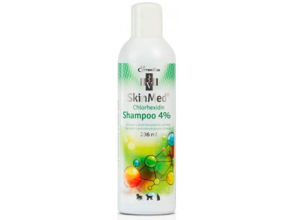 38768 SkinMed Shampoo 4 236ml