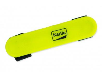 KARLIE LED SVĚTLO s USB, žluté