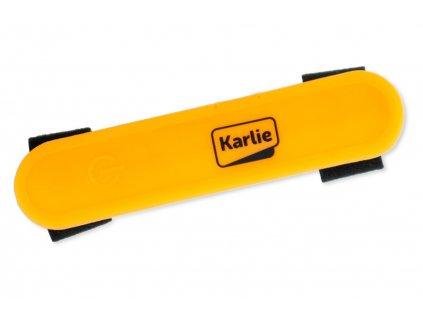 Karlie LED svetlo na obojek voditko oranzove 12x2 7cm 1811201912311440699