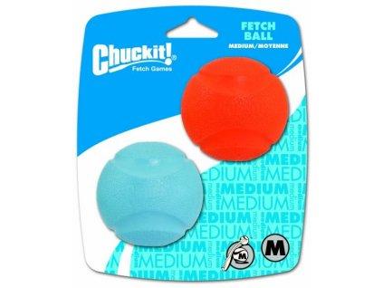 Míčky Fetch Medium 6,5 cm - 2 na kartě