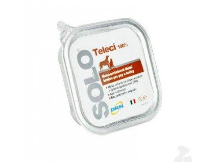 SOLO Vitello 100% (telecí) vanička 300g