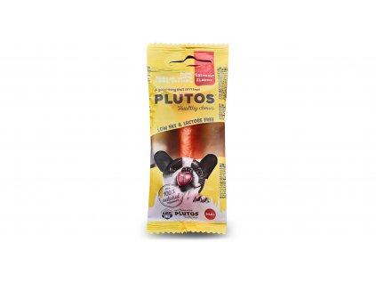 Plutos sýrová kost s lososem