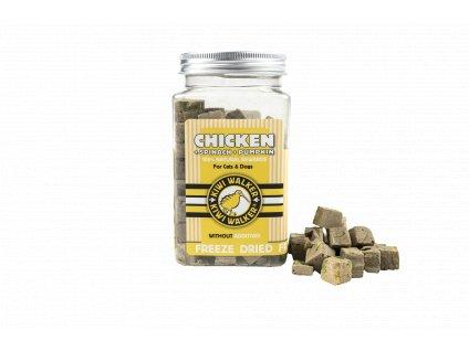 FDT 397 FreezeDried ChickenLiver+Spinach+Pumpkin 2