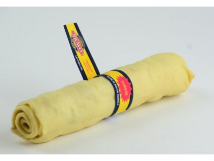 Rolka z hovězí kůže Cheese – sýr – 22 cm
