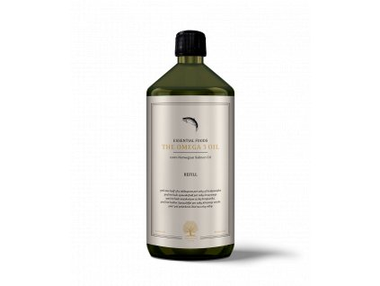 omega 3 1000ml no background product view