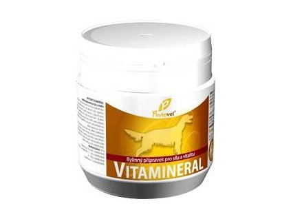 PHYTOVET - VITAMINERAL  250 g
