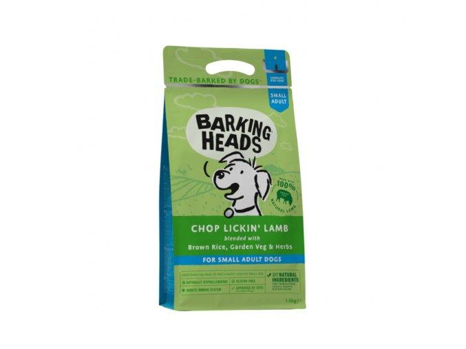 Barking Heads Chop Lickin' Lamb Small Breed