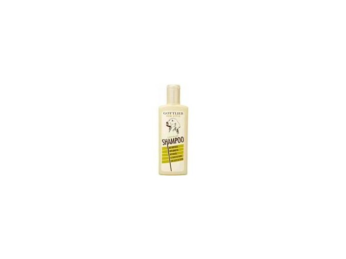 Gottlieb Ei vaječný šampon s makadamovým olejem 300ml