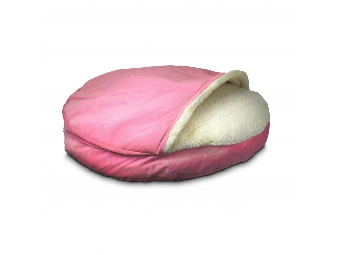 Cozy Cave Small Pink Luxury