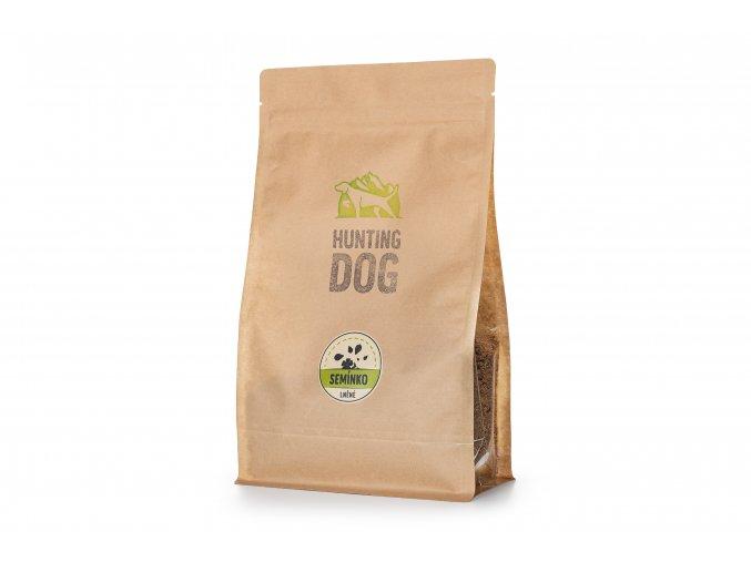 Hunting Dog - Lněné semínko 500 g