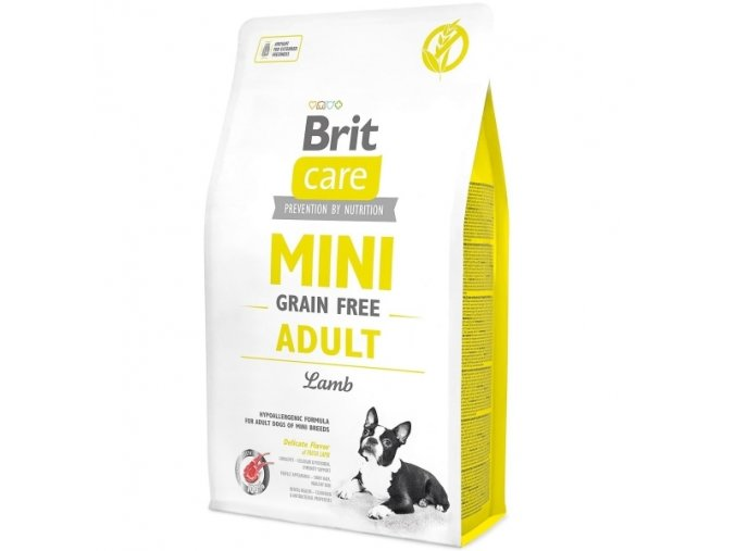 Brit Care Mini GF Adult Lamb