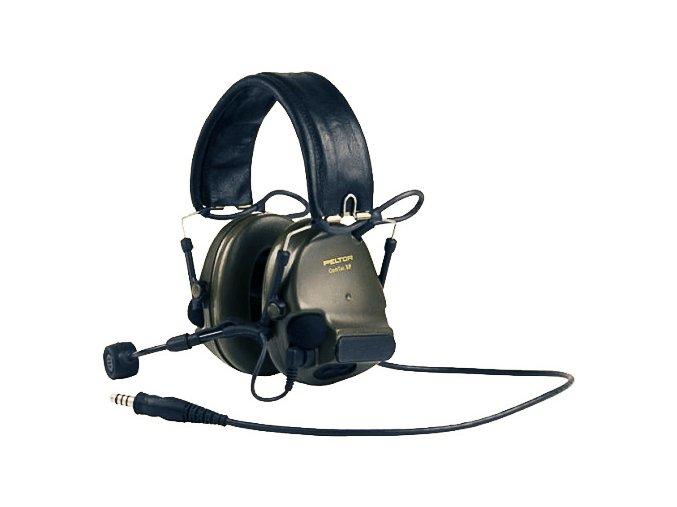Elektronická střelecká sluchátka 3M PELTOR ComTac XPI NATO