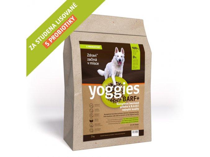 Yoggies 1,2 kg BARF Plus granule lisované za studena s probiotiky