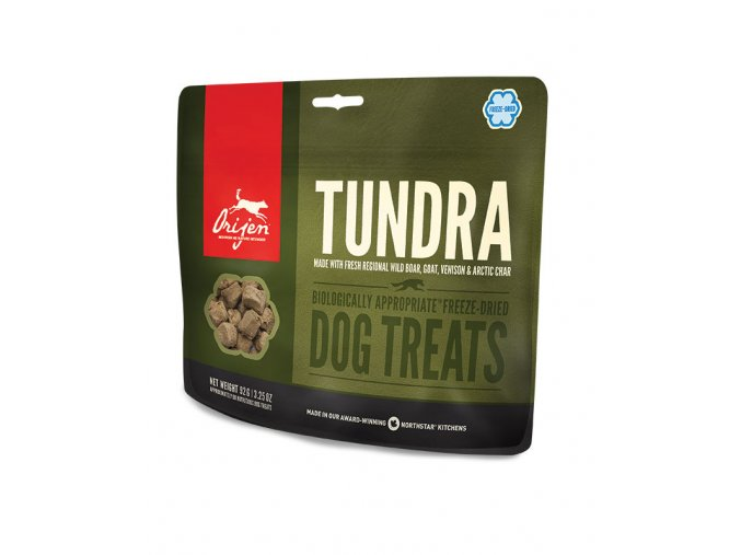 NS treats dog Tundra fr lg