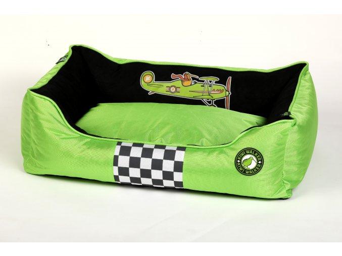 00096 RACING Aero Border BED GreenBlack WO