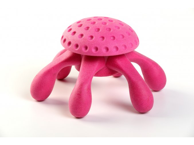 00231 Lets play! OCTOPUS pink WO