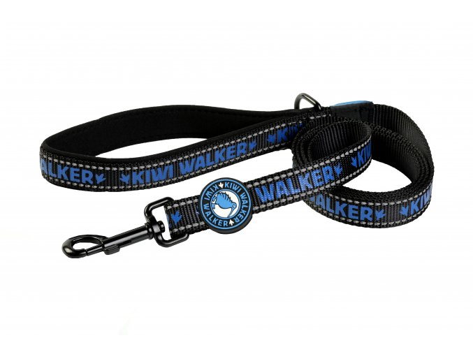 00184 DOG LEASH blue WO