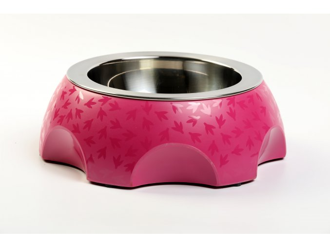 00140 Cheese Bowl pink WO