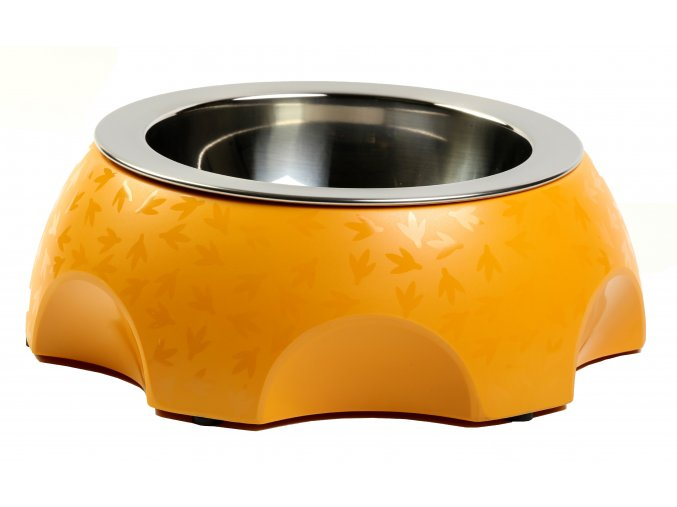 00138 Cheese Bowl orange WO