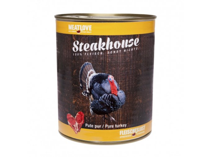 konzerva pure turkey 800g