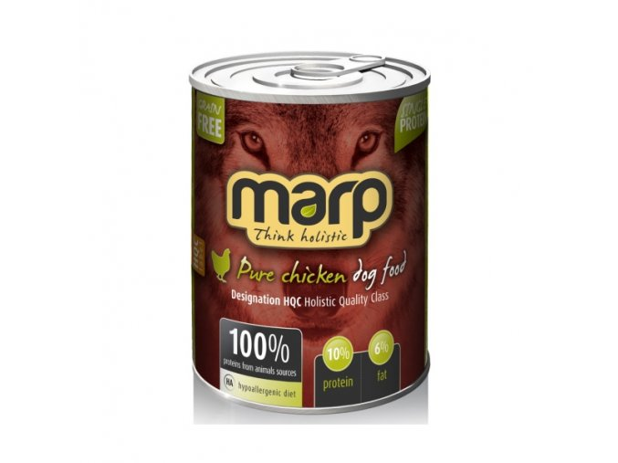 Marp Holistic - Pure Chicken Dog Can Food 800g