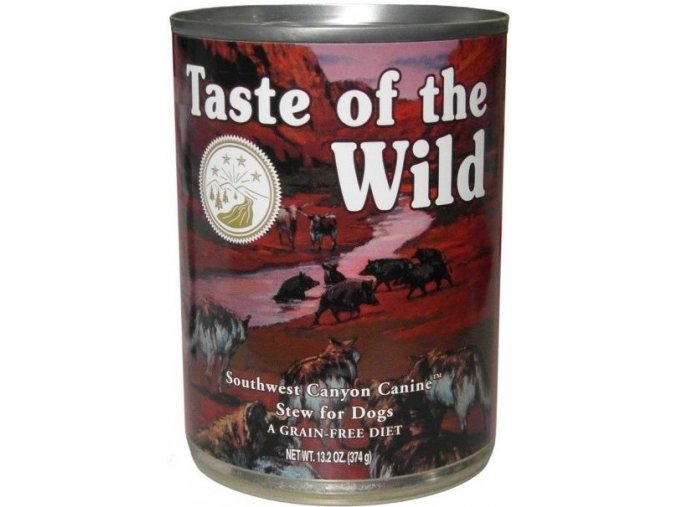 Taste of the Wild Southwest Canyon 375 g