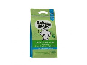 Barking Heads Chop Lickin' Lamb Small Breed