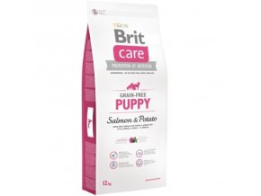 Brit Care Dog Puppy Salmon&Potato GF